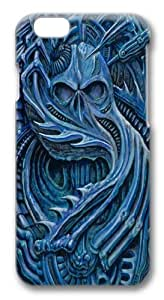 Blue Bio Custom iphone 6 plus 5.5 inch Case Cover Polycarbonate 3D