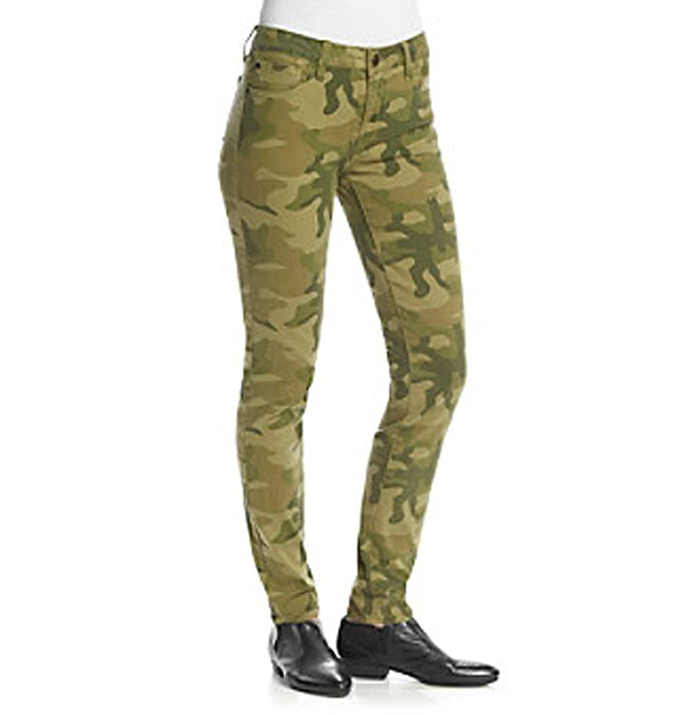 Amazon.com: Celebrity Pink Juniors camo-print Skinny Jeans ...