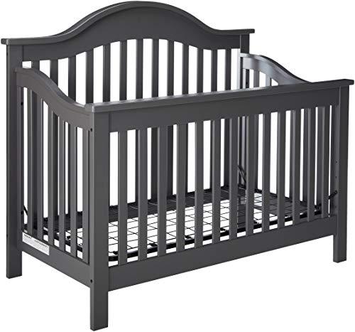 DaVinci Jayden 4-in-1 Convertible Crib, Slate -