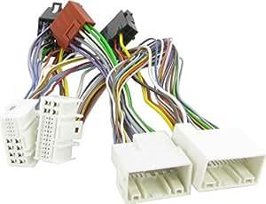 Connects2 CT10HY04 - Cable Contraconector ISO para manos libres - Hyundai IX35 2010>