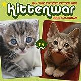 2008 Wall Calendar: Kittenwar