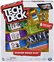 Tech Deck, Sk8shop Bonus Pack, Skateboard Play Vehicles (Styles Vary)
