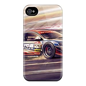 Snap-on Mitsubishi Lancer Gt Master Case Cover Skin Compatible With Iphone 4/4s