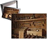 Photo Jigsaw Puzzle of Woodworking tools in carpentry shop at Ft. Vancouver National Historic Site