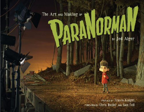 The Art and Making of ParaNorman por Jed Alger