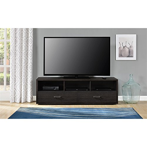 Ameriwood Home Clark TV Stand for TVs up to 70'', Espresso by Ameriwood Home (Image #4)
