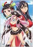 Queen'S Blade - Rebellion Vol.4 (DVD+CD+LEAFLET+CARD) [Japan LTD DVD] ZMBZ-7854