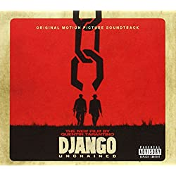 Quentin Tarantino's Django Unchained Original Motion Picture Sdtrk [Explicit]