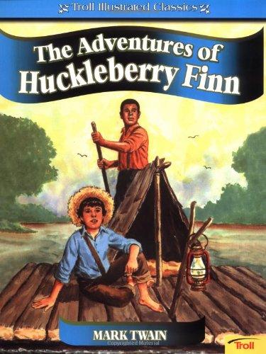 Read Online Adventures Of Huckleberry Finn IC pdf