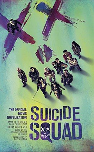 Suicide squad the official movie novelization kindle edition by suicide squad the official movie novelization by wolfman marv fandeluxe Images