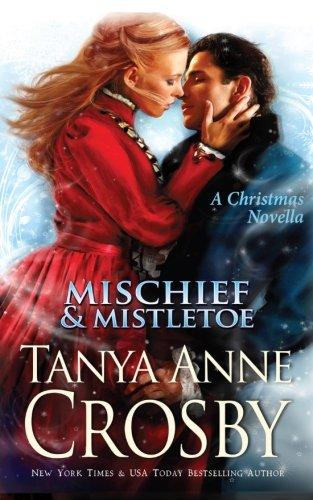 book cover of Mischief & Mistletoe