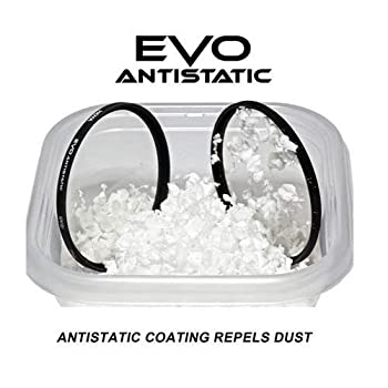 Hoya Evo Antistatic Uv Filter - 72mm - Duststainwater Repellent, Low-profile Filter Frame 1