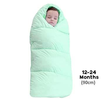 31548f476ae6 Image Unavailable. Image not available for. Color  Baby Winter Intelligent  Temperature Control Waterproof Warm Sleeping Bag Sleeping Bags