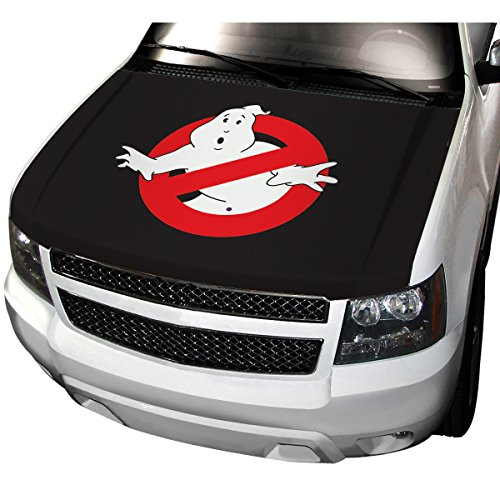 APFoo Ghostbusters Car Automobile Hood Cover M(80x130cm)