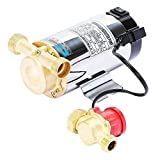 Mophorn Water Pressure Booster Pump 90W Automatic Water Booster...