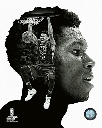 Amazon Com Giannis Antetokounmpo Milwaukee Bucks Nba