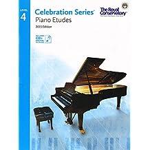 Celebration Series Piano Etudes 2015 Edition - Level 4