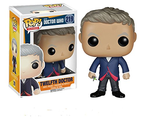 Funko 4630 POP TV: Doctor Who Dr #12 Action Figure