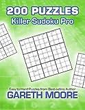 Killer Sudoku Pro: 200 Puzzles, Gareth Moore, 1479220337