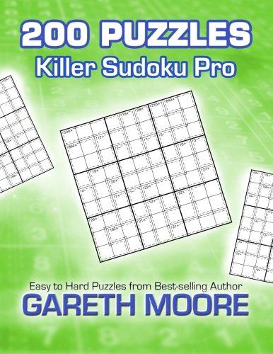 Read Online Killer Sudoku Pro: 200 Puzzles pdf epub