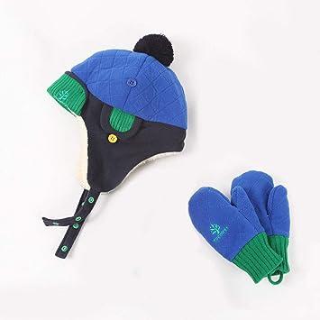 SPNP (TLMT Sombrero de Invierno cálido Gorras Niños Sombrero ...