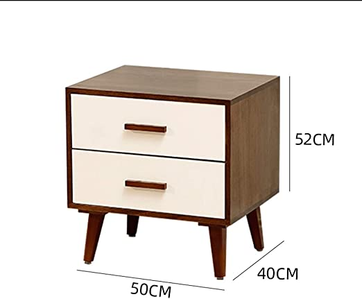 Country style bedside cabinet 3 drawer chests  locker ready to finish