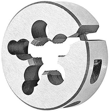 DWT Series DWTH3-112NPS Drill America 1-1//2-11-1//2 NPS 3 OD High Speed Steel Round Adjustable Pipe Die