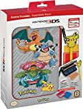 RDS Industries Nintendo 3DS XL Game Traveler Essentials Pack - Pokemon Group with Pikachu Stylus