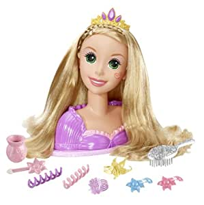 Amazon Com Disney Tangled Magical Makeover Rapunzel