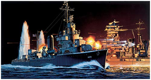 Dragon 1/350 U.S.S. LAFFEY DD-459