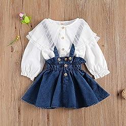 Baby Girl Button-Down & Dress Shirts