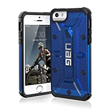 UAG iPhone SE / iPhone 5s Feather-Light Composite [COBALT] Military Drop Tested Phone Case