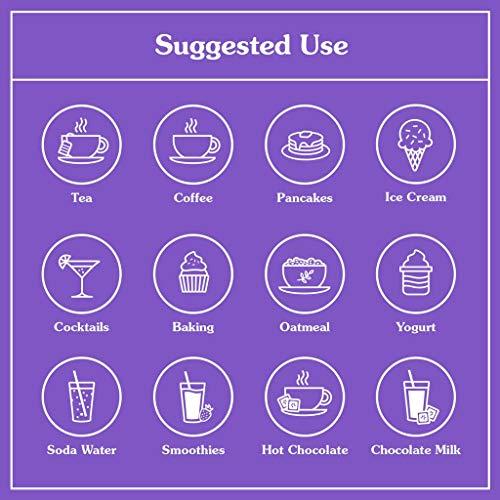 NuNaturals NoCarb Blend Powder All Purpose Natural Sweetener, Sugar-Free, Zero Calorie (2.75 oz) by NuNaturals (Image #4)