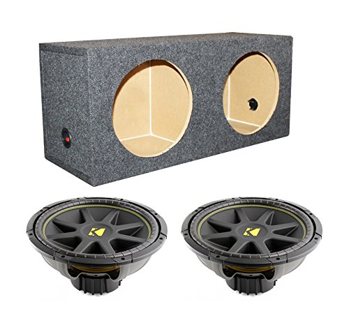 4 Ohm 2 Subwoofers - 8