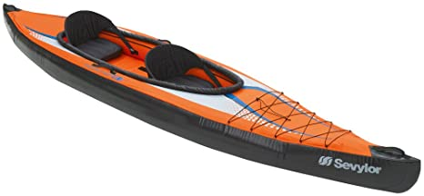 Sevylor Pointer K2 - Kayak y Canoa - Naranja 2016: Amazon.es ...