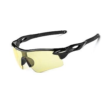 EDSWXT Gafas De Montar Gafas Al Aire Libre para Ciclismo ...