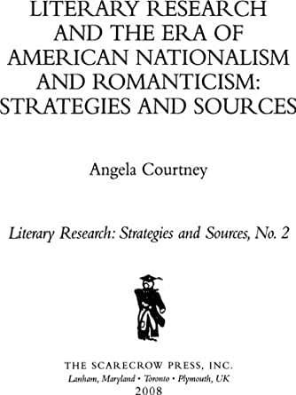 the effects of romanticism on the american literature American romanticism embraced the individual and rebelled against the  in  america created a new literary genre that continues to influence american writers.