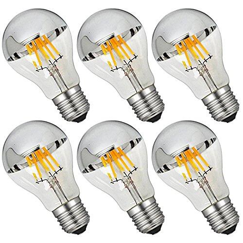 Half Chrome Light Bulb Led in US - 3