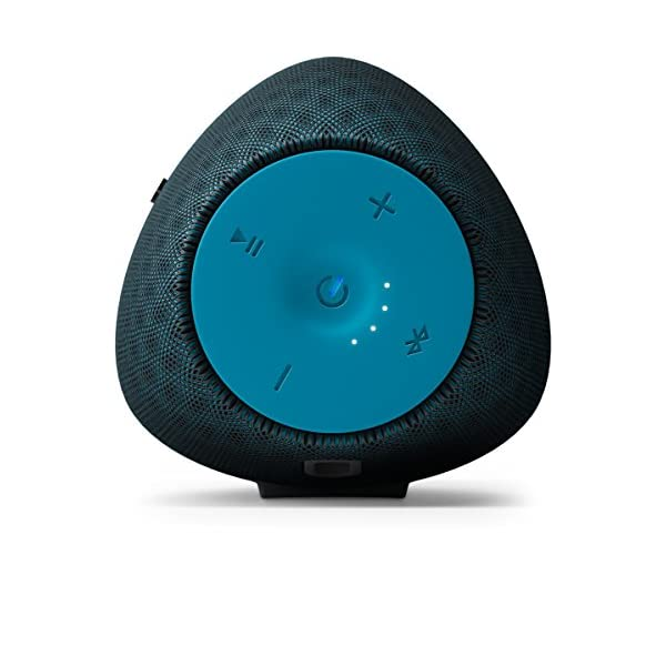 Philips Everplay BT7900A Enceinte Bluetooth Waterproof, Antichoc, avec Dragonne USB, 10h Autonomie, Bleu 4