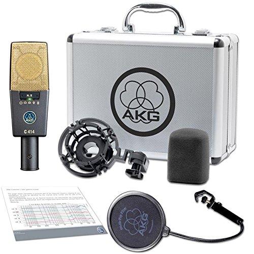 AKG C 414 XL II - Microphone 414 Akg