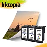 3 Pack Remanufactured Ink Cartridge Replacement for