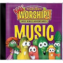 VeggieTales Kids' Worship: Unit 2 - Music CD