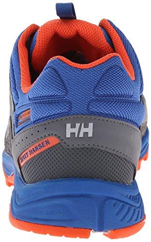 Helly Hansen Mens Pace Trail All Terrain Running Shoes Navy Azul / Gris / Naranja