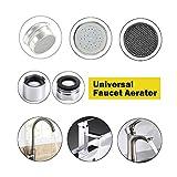 Kitchen Faucet Aerator Flow Retrictor Insert Faucet