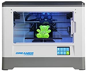 Flashforge Dreamer 3d Printer, Dual Extruder, Fully Enclosed Chamber, W/2 Free Spools from ZHEJIANG FLASHFORGE 3D TECHNOLOGY CO.,LTD