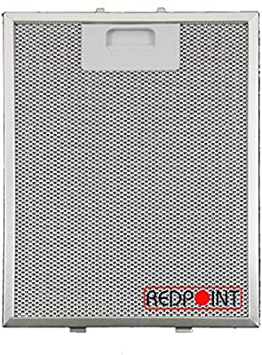 Filtro de aluminio para campana extractora Elica, Turboair, Whirlpool 219 x 269 x 9 mm: Amazon.es: Hogar