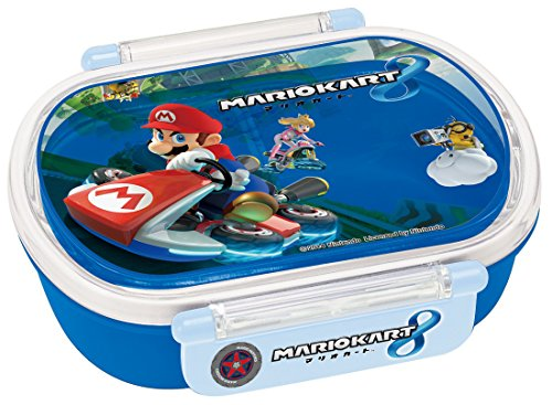 Tight lunch box 360ml Mario Kart 8 QA2BA
