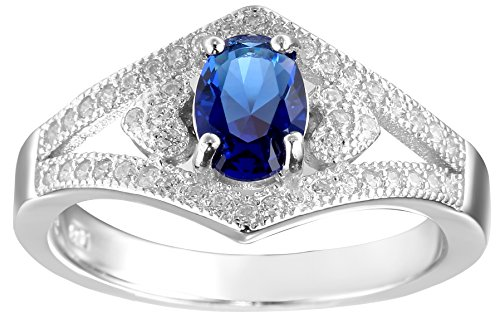 ruth-g-womens-blue-sapphire-platinum-plated-sterling-silver-ring