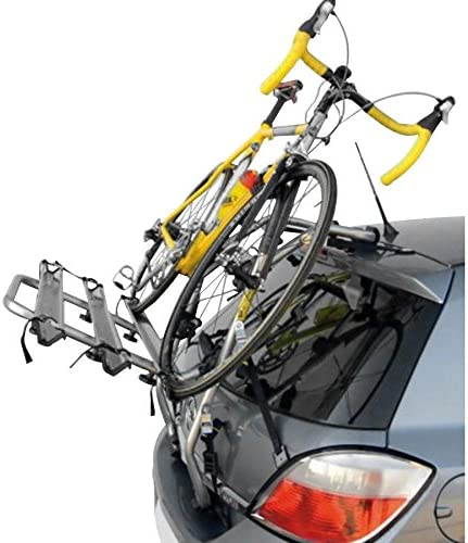 3 Fahrr/äder Stahl Peruzzo 1116543 Fahrradtr/äger hinten PE 378//3
