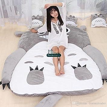 Matratzen comic  Unbekannt Totoro Matratze, 130 x 190 cm, weich, dick, Comic ...